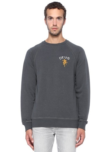 Deus Ex Machina Sweatshirt Gri